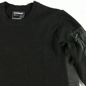 Men's Express EXP-NYC Trendy Box Cut Sweater